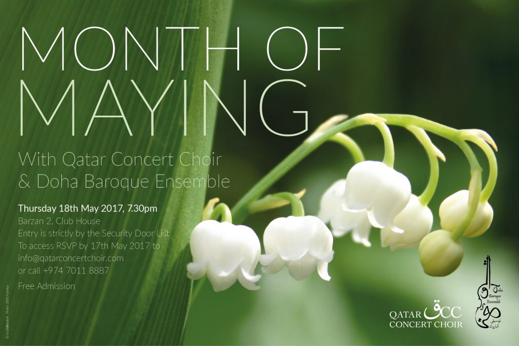 Month of Maying