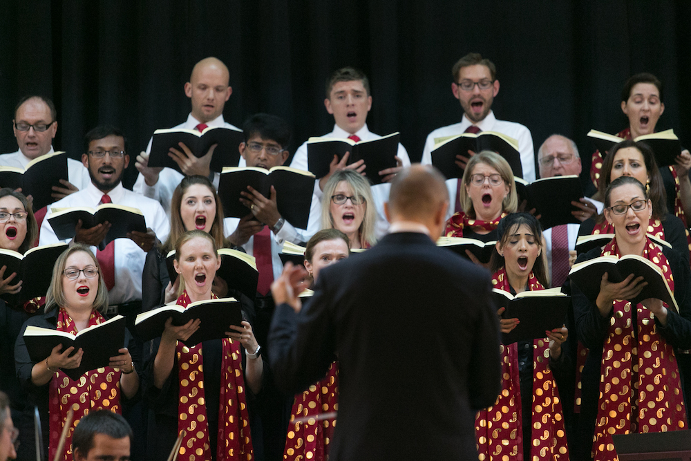 Qatar Concert Choir