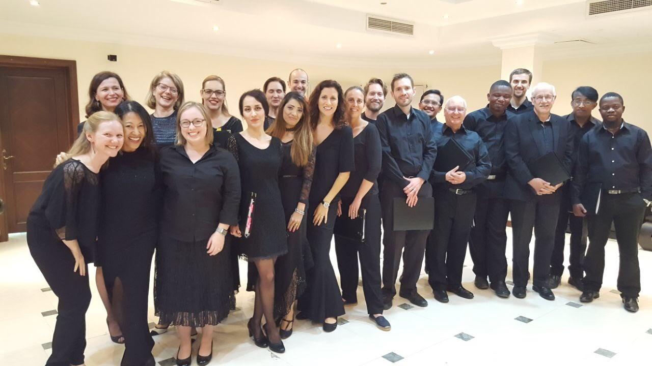 Qatar Concert Choir