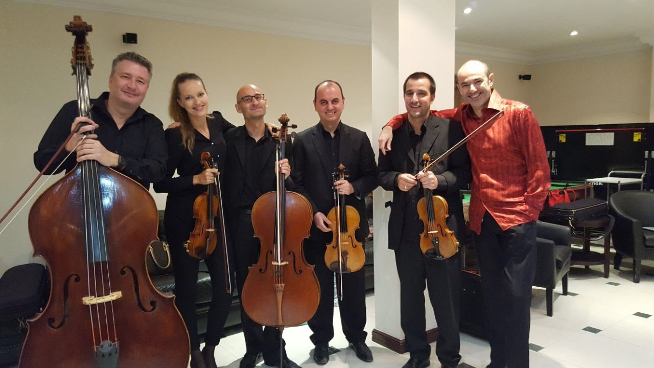 Doha Baroque Ensemble with Giovanni Pasini