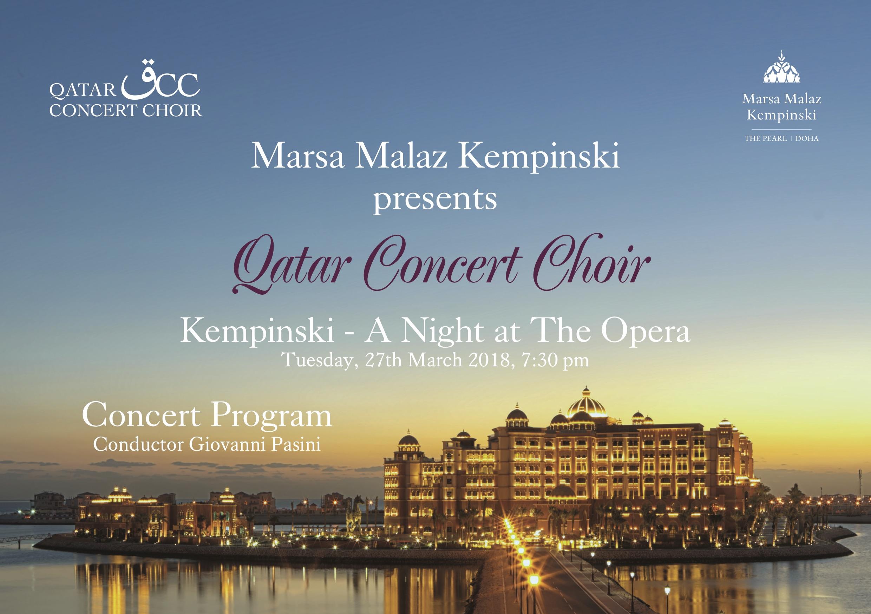 Kempinski A Night at The Opera