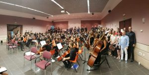 Beethoven 9th Concert in Spain
