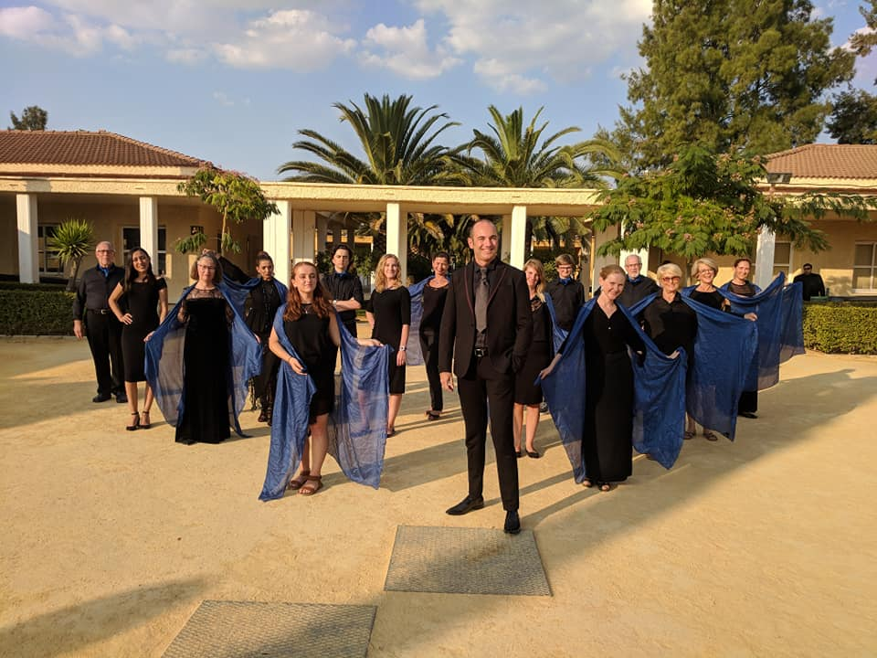 Qatar Concert Choir in Spain
