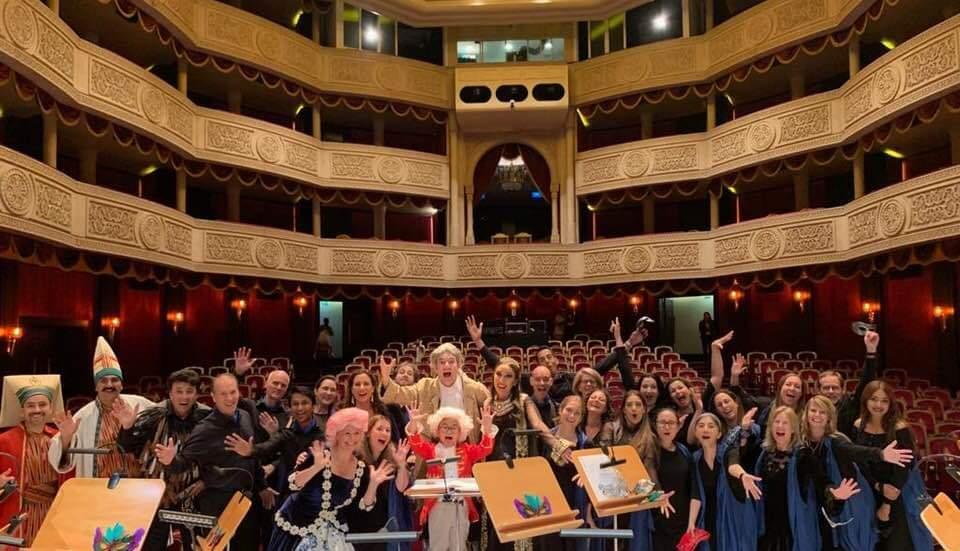 Cinemoon Mozart, a Musical Sitcom @ Opera House