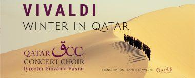 Vivaldi Winter in Qatar